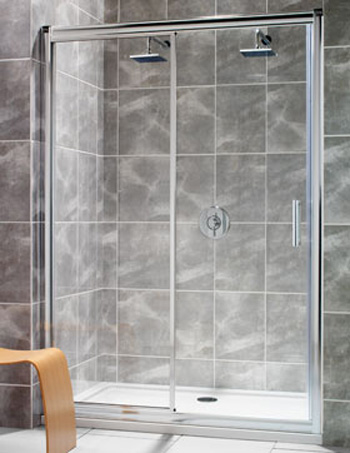 Sliding Door Shower