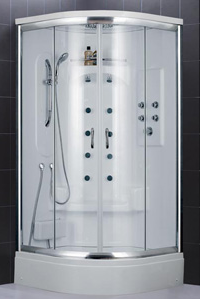 Dreamline Home Spa and Steam Shower System