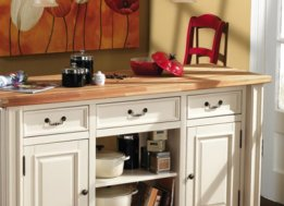 Ballard Designs - Kitchen Island