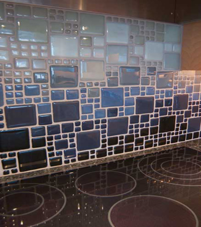 Eco Flooring Glass