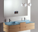 Dobel Direct Mirrored Bathroom TV