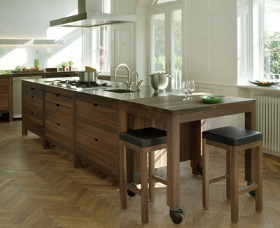 Hansen Kitchen Island designs