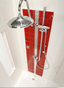 Quench eco friendly shower system