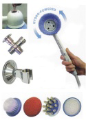 TheraClense Home Spa Shower Head