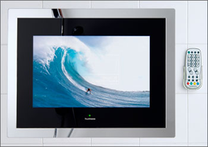 Tilevision Bathroom TV
